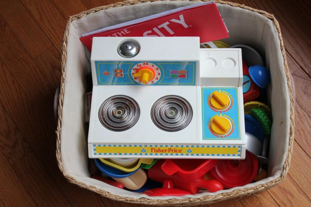 children kitchen toy organization