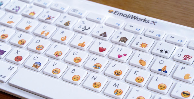 بالفيديو: إطلاق لوحة مفاتيح خاصة بالوجوه التعبيرية