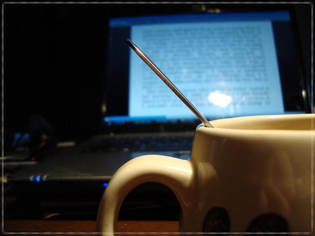 kava i knjiga