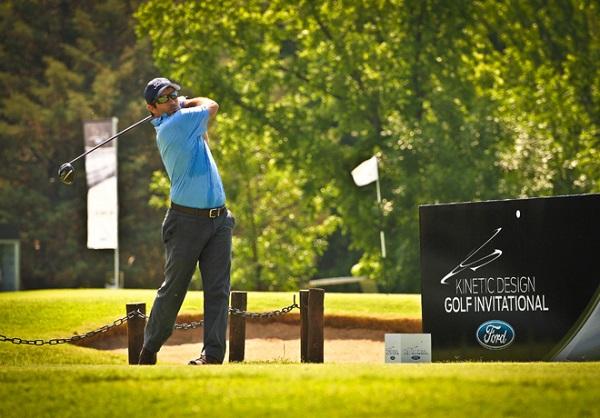 Ford Kinetic Design Golf Invitational 2015