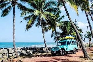 Varkala (Best Honeymoon Destinations In India) 5