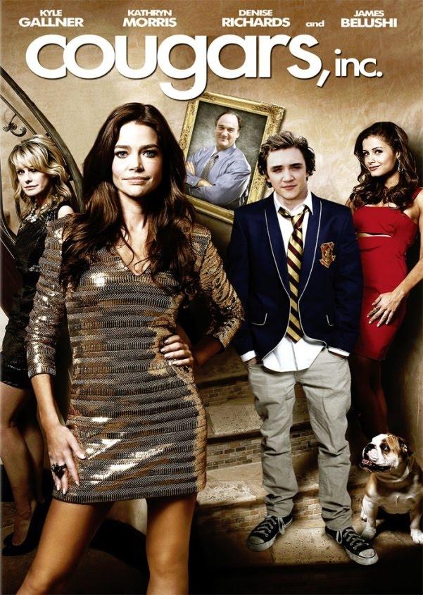 مشاهدة الفيلم الكوميدي 2011 Cougars Inc