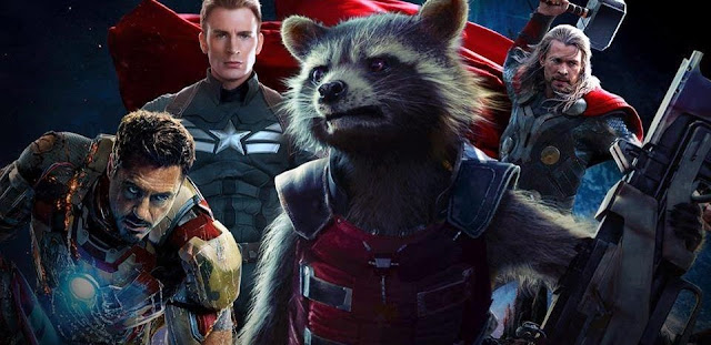 Universo Cinematográfico da Marvel agora é a franquia de maior bilheteria no mundo
