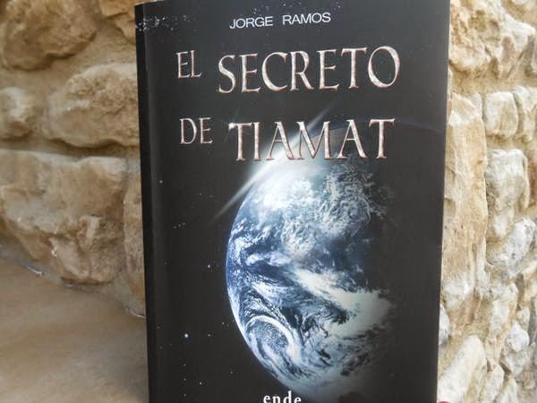 El Blog Alternativo entrevista a Jorge Ramos, autor de EL SECRETO DE TIAMAT [reposición]