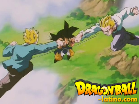 Dragon Ball GT capitulo 28