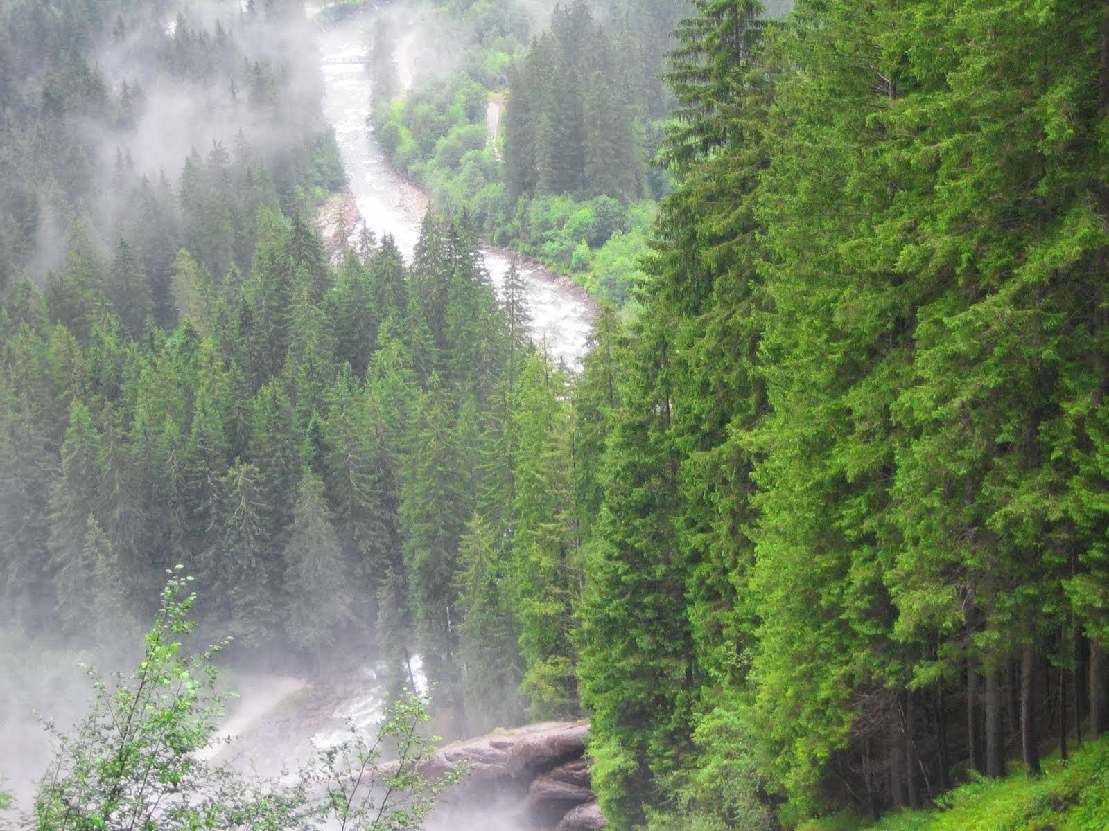 Cascada De Krimml