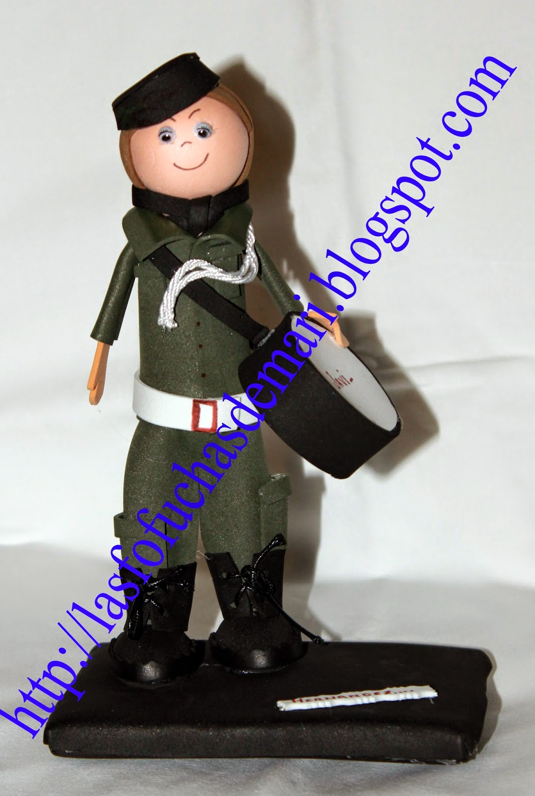 Paracaidista (Javi)