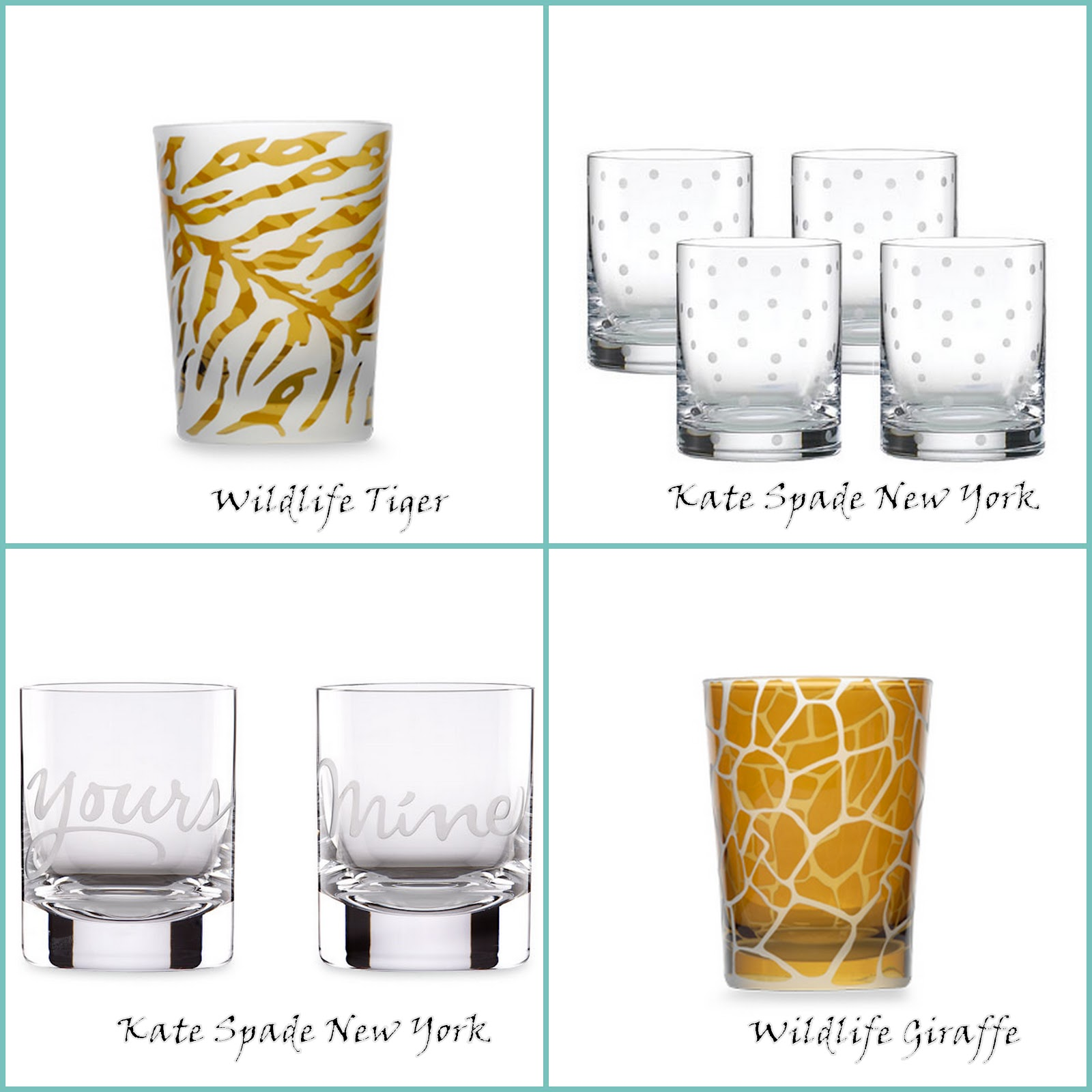 The Set Above Is Made By TAG, Which For The Most Part Carries A Great  Product. Let Me Be Clear, I LOVE TAG!! However, This Barware Has To Go!