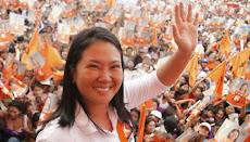 PERÚ: Keiko Fujimori lidera la intención de voto para 2016