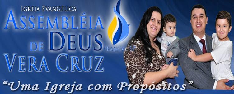 Igreja Assembléia de Deus - Bairro Vera Cruz - Franca SP