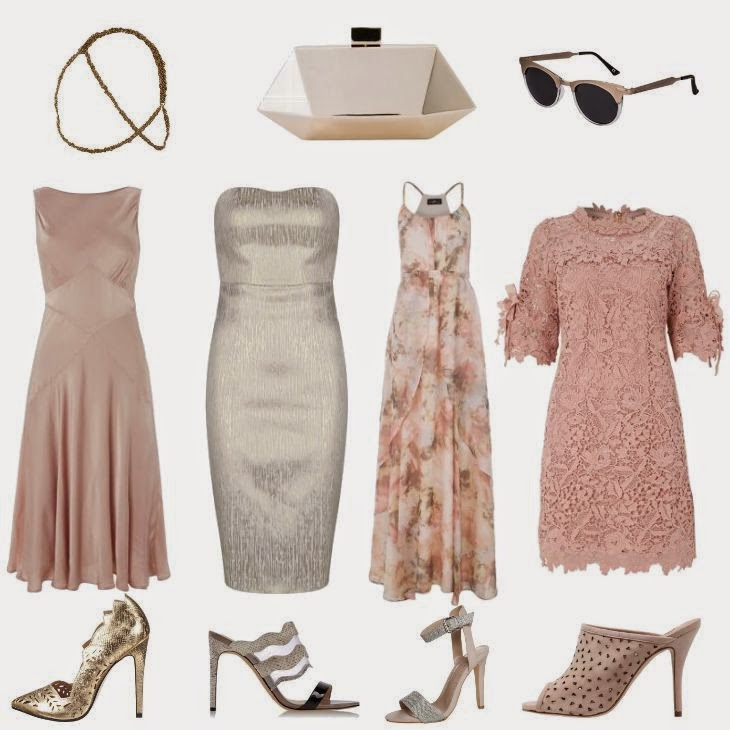 Spring Wedding Nude Tones
