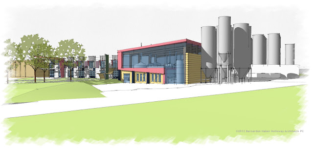 Victory Brewing Company New Brewery Renderings