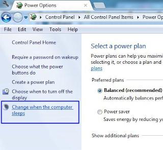 Mengaktifkan Fungsi Hibernate Pada Komputer Windows 7