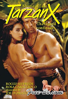 Tarzan-X: Shame of Jane (1994) DVDRip XviD