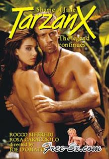 Tarzan-X: Shame of Jane (1994) DVDRip XviD
