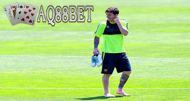 Agen Bola AQ88bet - Lionel Messi berhasil bangkit dari musim lalu yang begitu kurang menyenangkan untuknya. Trofi Liga Champions bakal jadi penutup yang manis untuk bintang Barcelona itu.