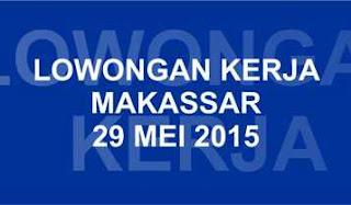 Lowongan Kerja 29 Mei 2015