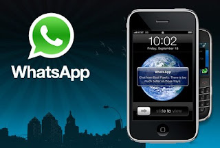 Free Download WhatsApp Messenger version 2.3.8 for iPhone