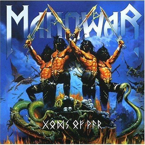 Manowar the triumph of steel