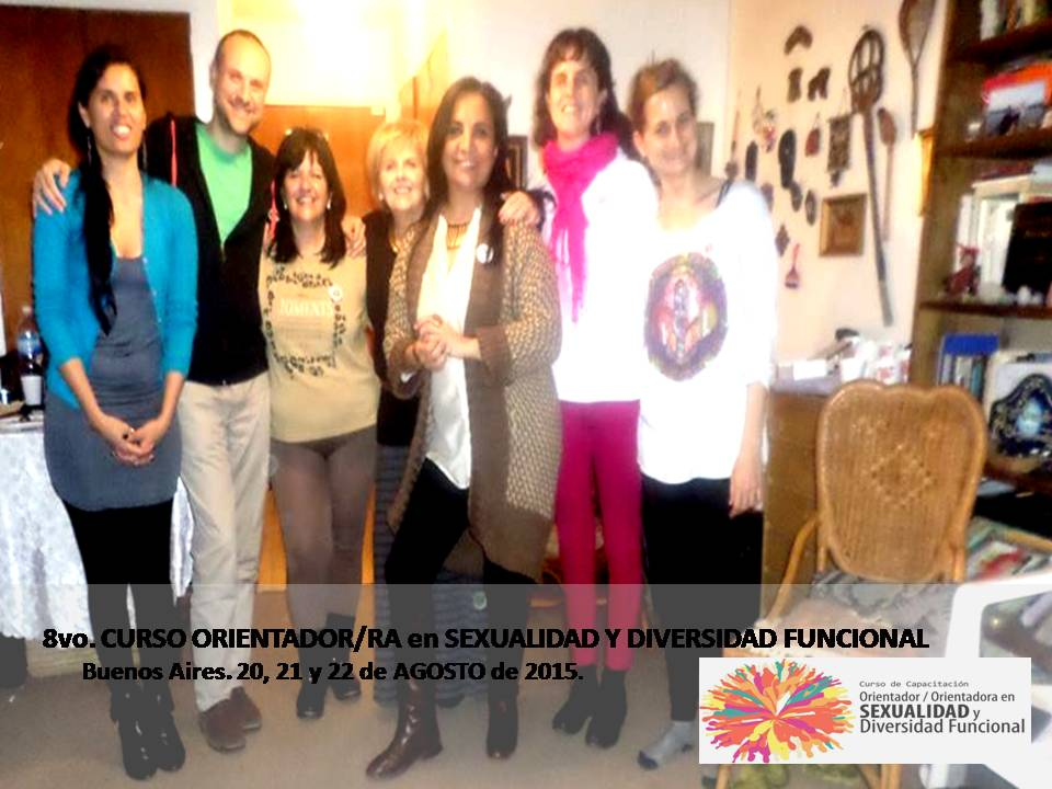 8vo Curso Orientador en sexualidad y diversidad funcional
