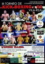 Velada Kick Boxing y K-1