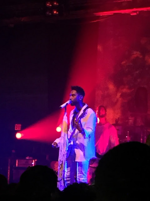 Miguel Wild Heart Tour