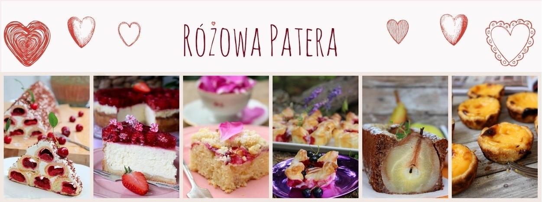 Różowa Patera