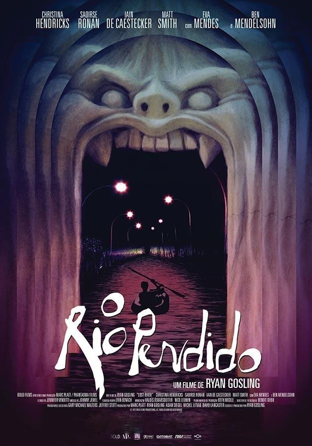 Rio Perdido – Dublado (2014)
