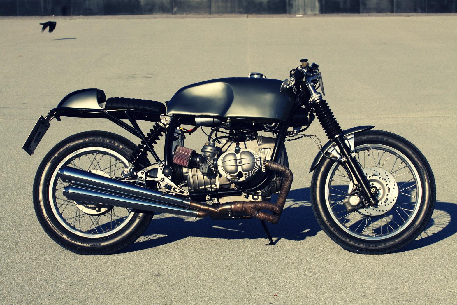 Milchapitas Kustom Bikes Bmw R80g S 1983 By Urban Motors