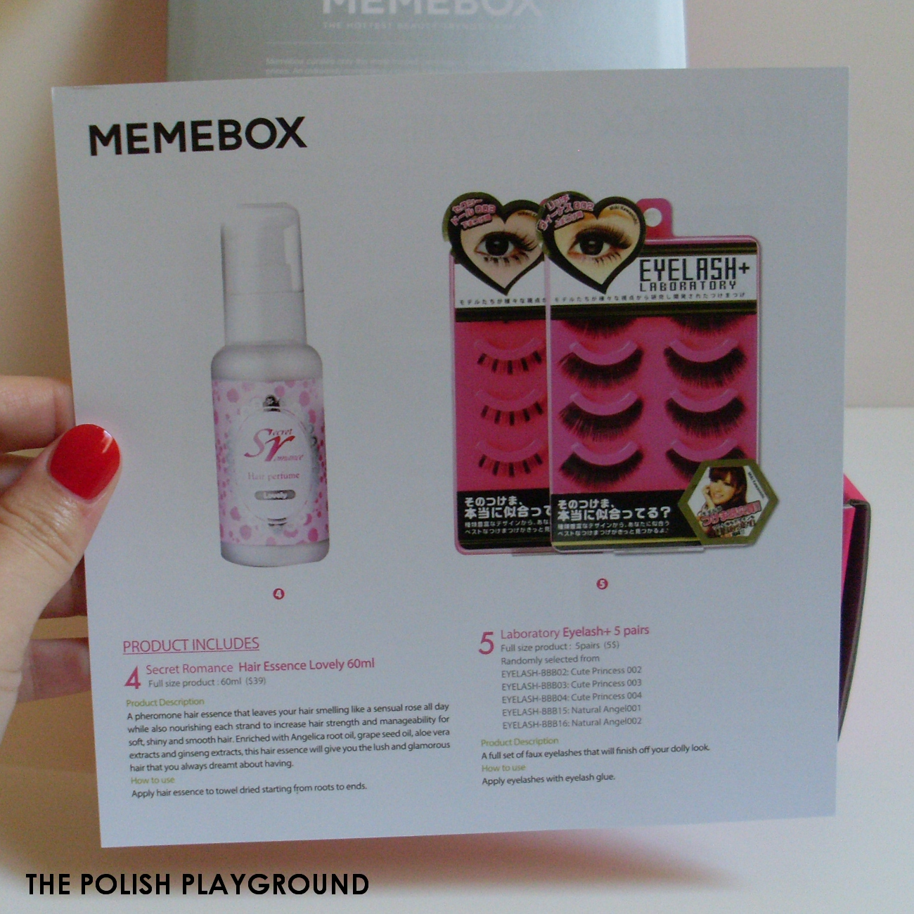 Memebox 10 Miniute Box Unboxing