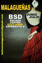 INTENSIVO EN JUNIO Y JULIO DE MALAGUEÑAS INICIACIÓN EN BSD MÁLAGA CENTRO.