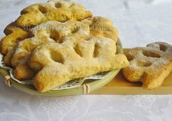 Shobhas food mazaa gibassier french christmas bread gibassier is one of the 13 traditional french christmas desserts that are traditionally served after midnight mass to signify christ and his 12 apostles at forumfinder Gallery