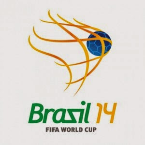 Alternate World Cup 2014 Brazil Logo