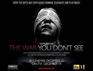 Vídeo sobre Manipulação da Mídia nas guerras