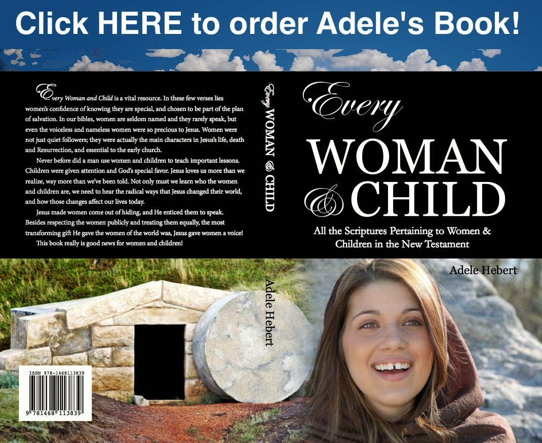 Adele Hebert's Book