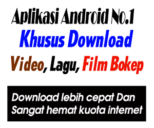 Aplikasi Khusus Download Video dan Lagu