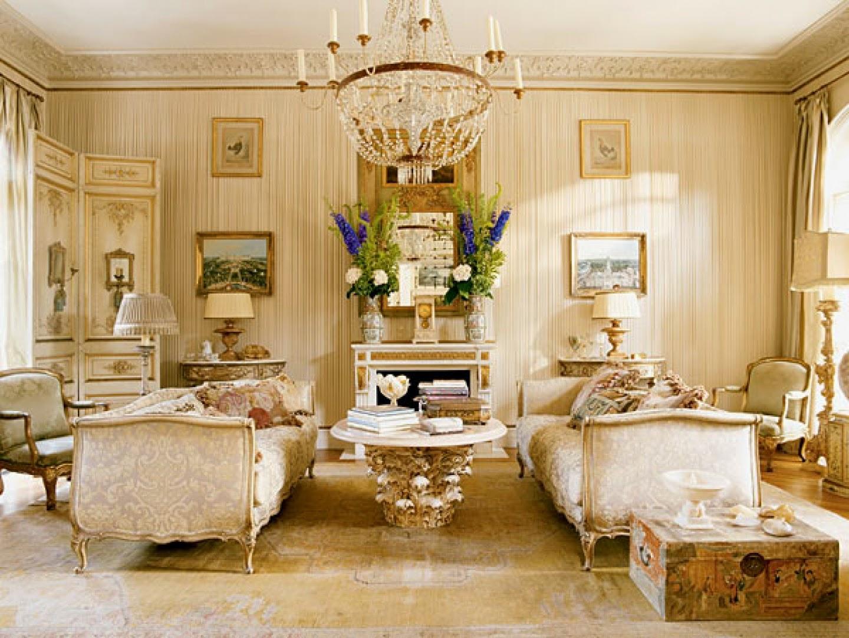 Elegant Vintage Living Room Elegant Style For Living Room