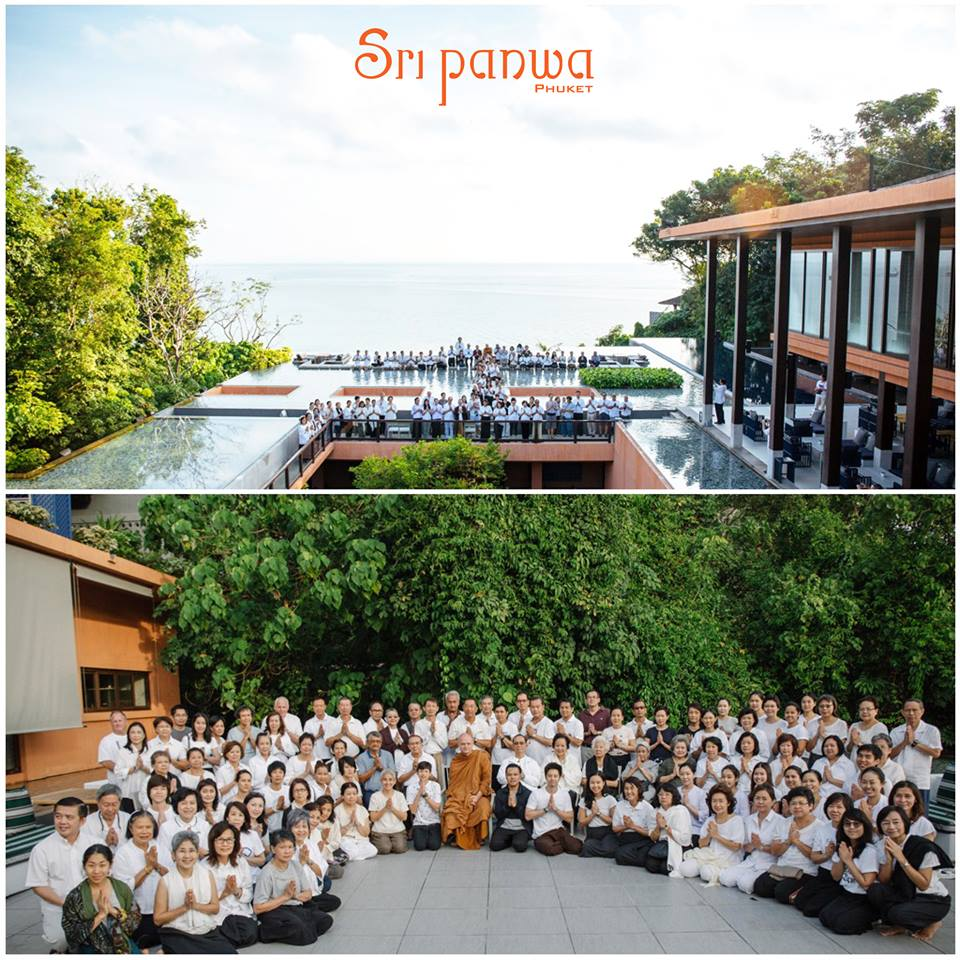HABITA Opening Retreat with Phra ajahn Jayasaro @ Sri ...
