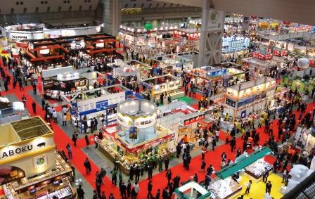 スーパーマーケット・トレードショー(東京ビッグサイト)