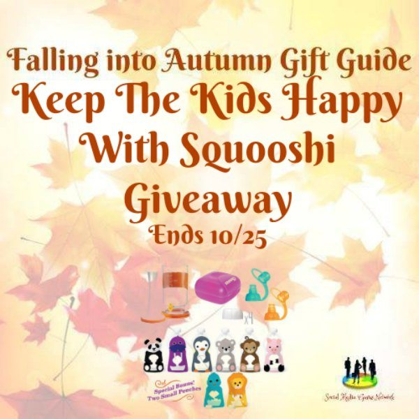 Keep The Kids Happy With Squooshi