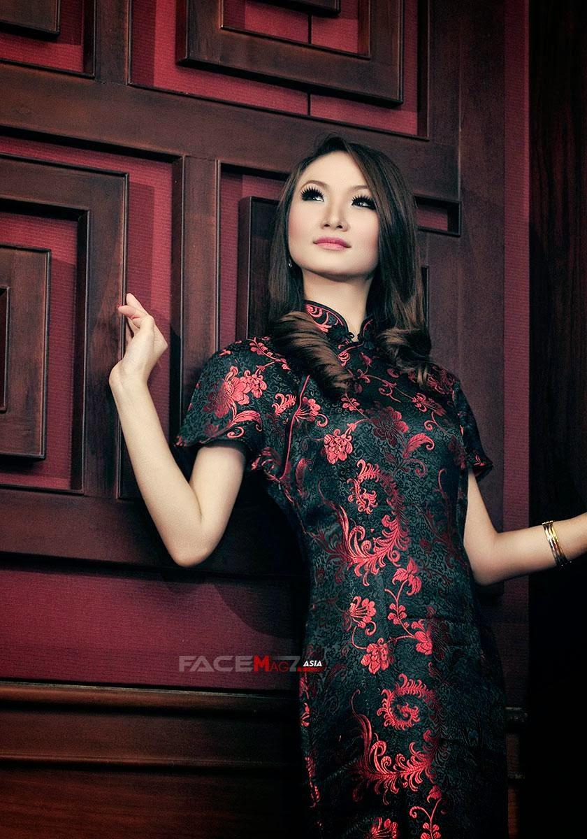 face magazine asia lexa edwina felcia galeri foto cewek