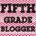 Fifth Grade Blogger!