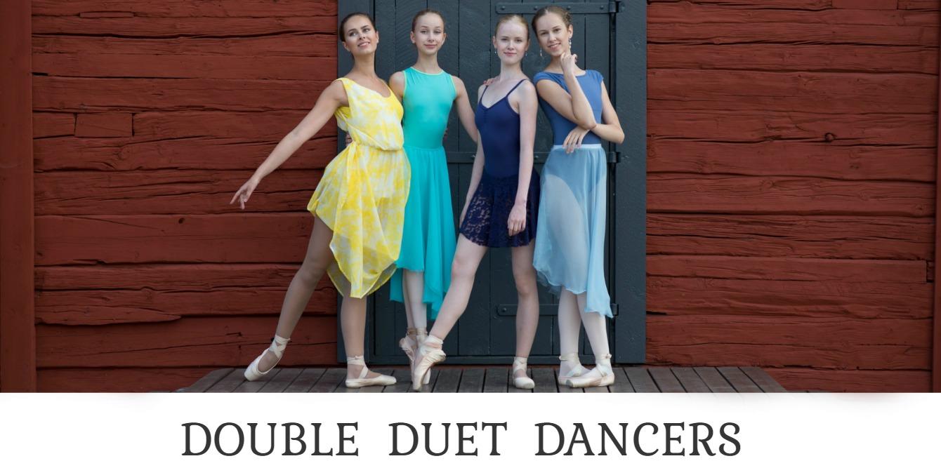 Double Duet Dancers
