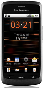 "Orange UK launches ""San Francisco"" Android 2.1 phone"