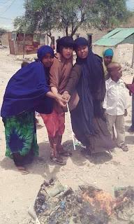 gabdho calanka somaliland gubay