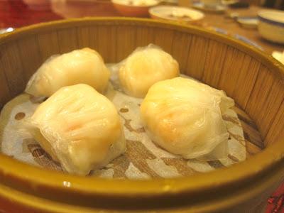 Dimsum at Taste Paradise Singapore
