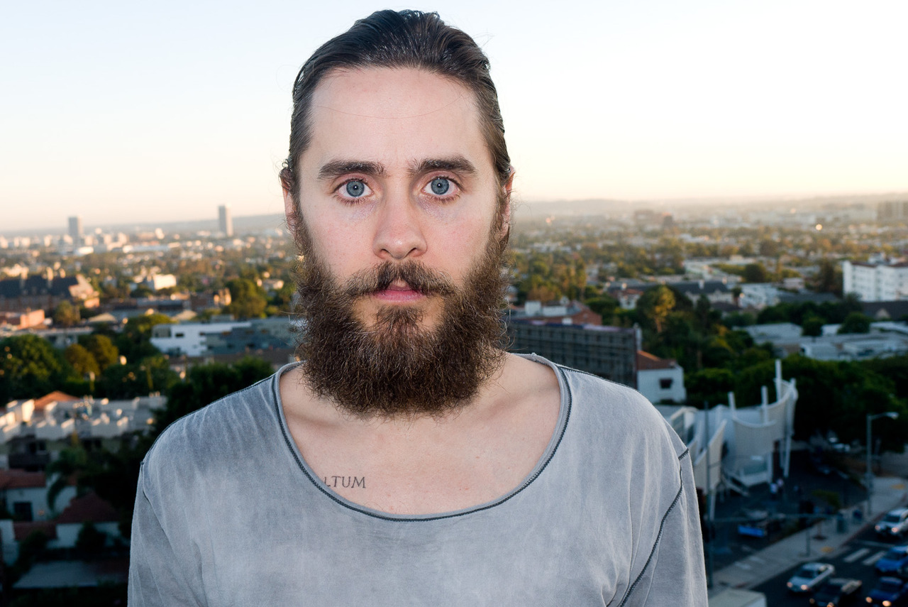 Jared Leto PHOTOS by Terry Richardson30 Seconds To Mars ... Jared Leto Terry Richardson 2012