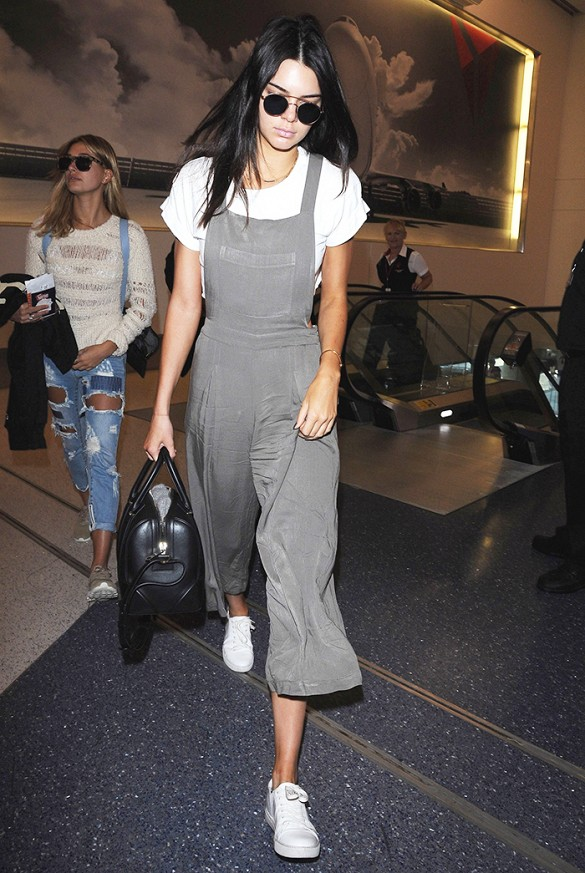 Where'd She Get It? Kendall Jenner's Forever 21 Overalls