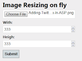 Re-size Image On Fly In ASP.NET