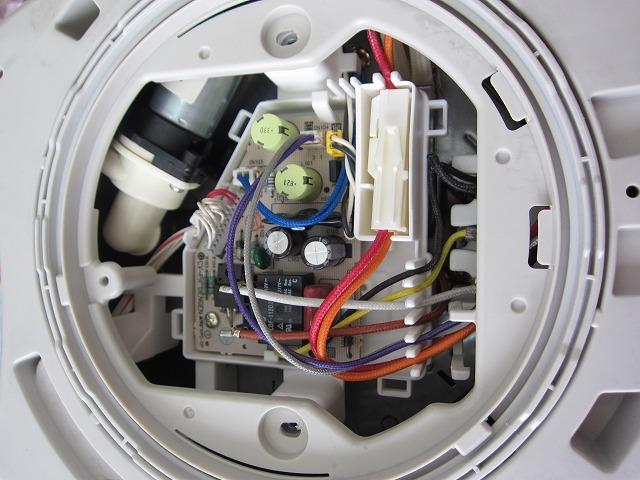 給湯時のモーター音がしない、原因はポンプ内磁石の干渉
